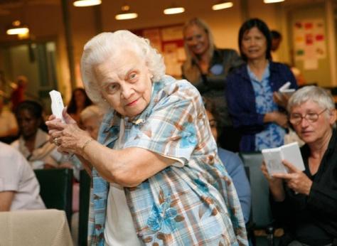 Wii Granny
