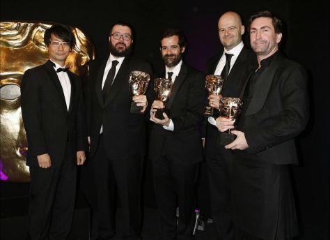 Hideo Kojima BAFTA